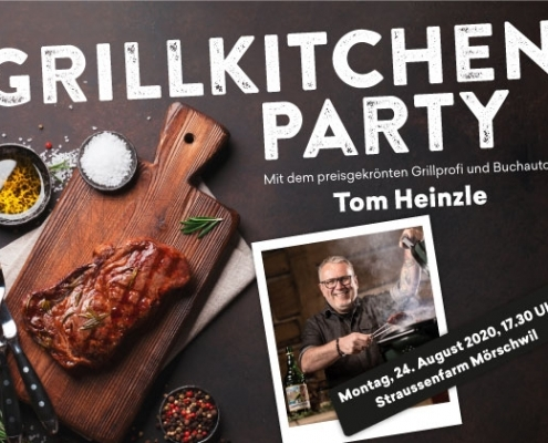 Grillkitchen-Party