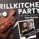 Grillkitchen-Party